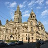 Glasgow City Hall in George's Square.