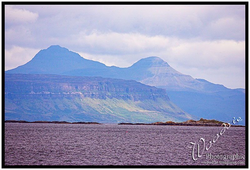 Drive from Fort William to the Isle of Mull
