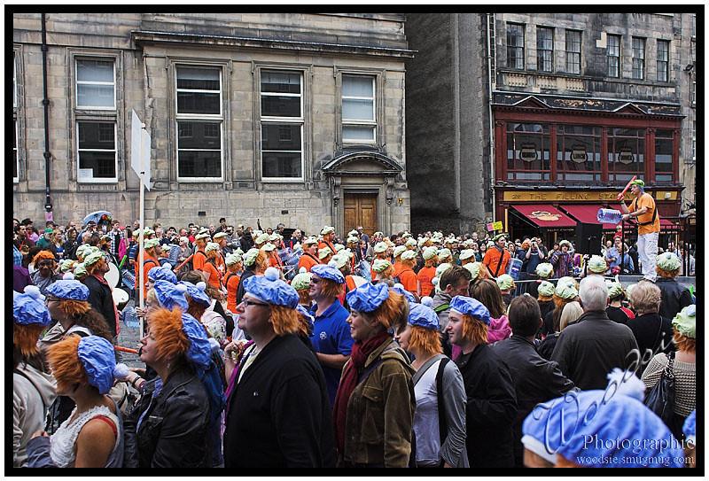 A pre-Edinburgh festival event