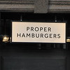 Just loved this sign at the Hilton.  Apparently they don't like how hamburgers are prepared in Scotland.