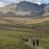 Hike to the Fairy Pools in the Black Cuillin Hills, Isle of Skye.