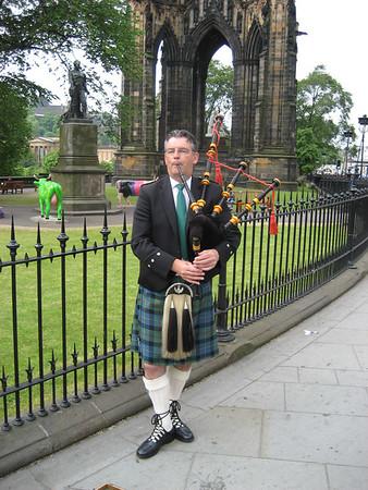 Scotland, June 7-14, 2006