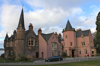 Bunchrew House, Inverness