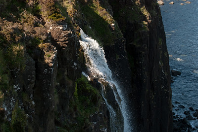 Same waterfall by Kilt Rock on the Isle of Skye.