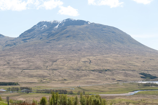 Glencoe in the North West Highlands.