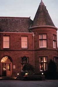 Craiganndorrach Hotel, Ballater near Balmoral