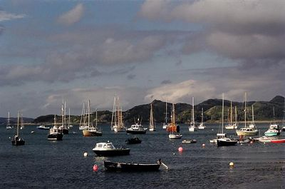 Crinan Harbor