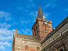 St. Magnus Cathedral in Kirkwall, founded in mid 12th Century.
