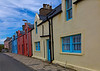 Colors of Scalloway.