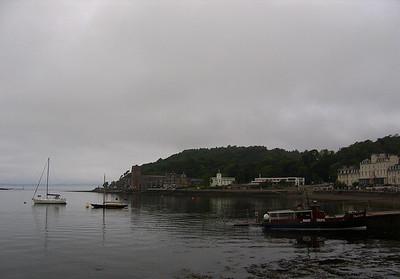Oban, Scotland, 2006