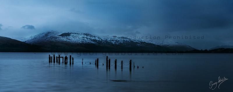 Photograph of Loch Lamond