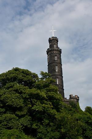 Calton Hill, Edinburgh, UK