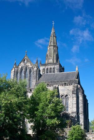 Necropolis & St. Mungo's Cathedral, Glasgow