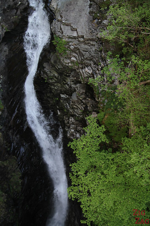 Falls of Measach Wester Ross Scotland