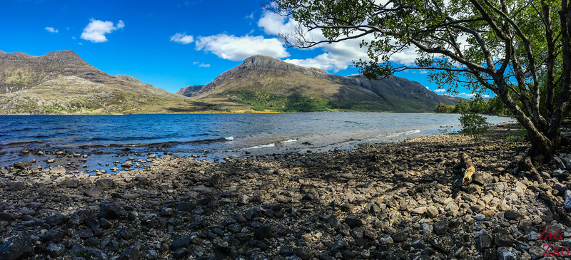 Shores of Loch Maree Scotland 3
