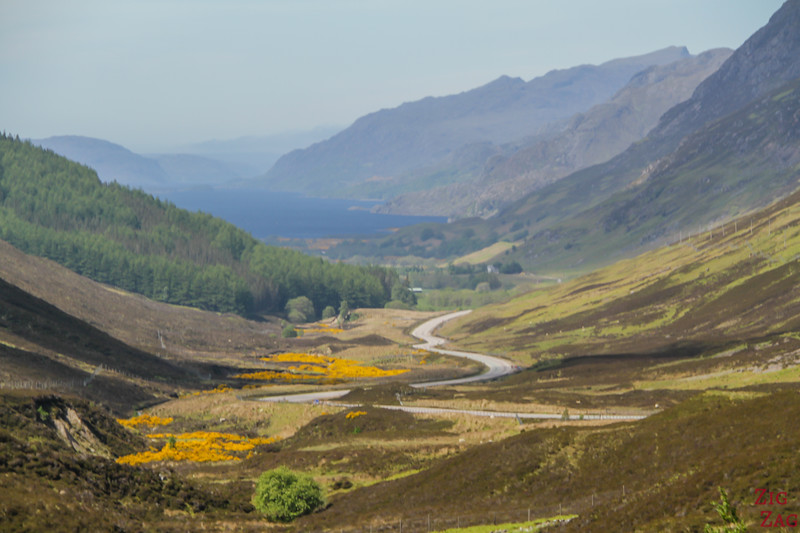 Loch Maree Viewpoint 2