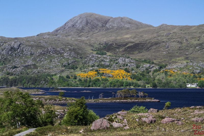 Top Scotland Attractions Lochs - Loch Maree