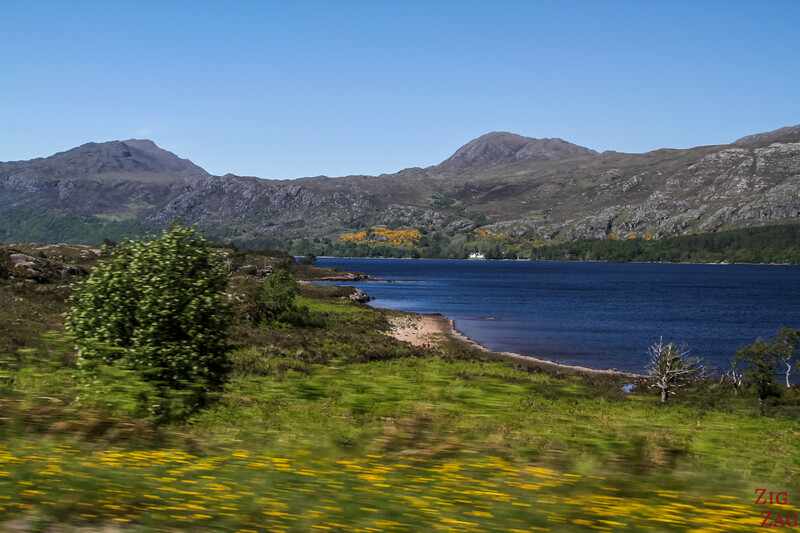 Loch Maree Wester Ross Scotland 3