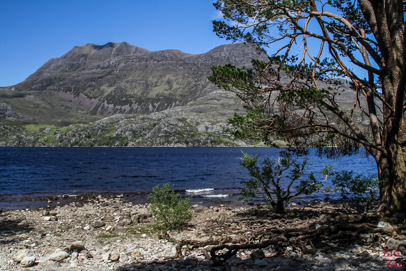 Shores of Loch Maree Scotland 4