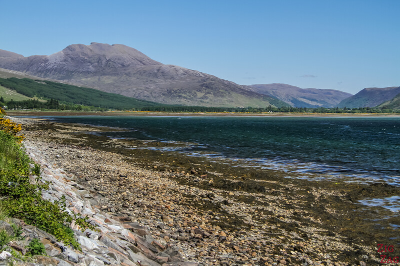 Loch Carron Wester Ross Scotland 1