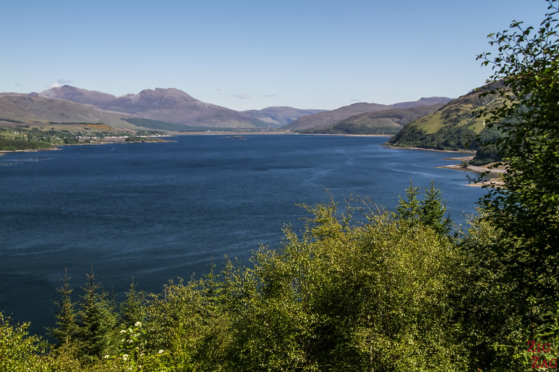 List of Scottish lochs - Loch Carron
