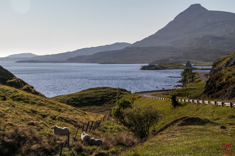 Best Scottish Lochs - Loch Assynt