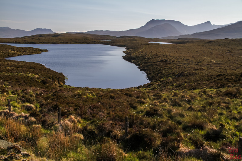 Best Scottish Lochs - Loch of the Deep Freeze Mountains