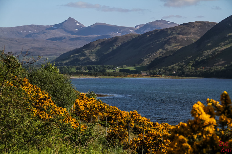 Loch Broom Wester Ross Scotland 2