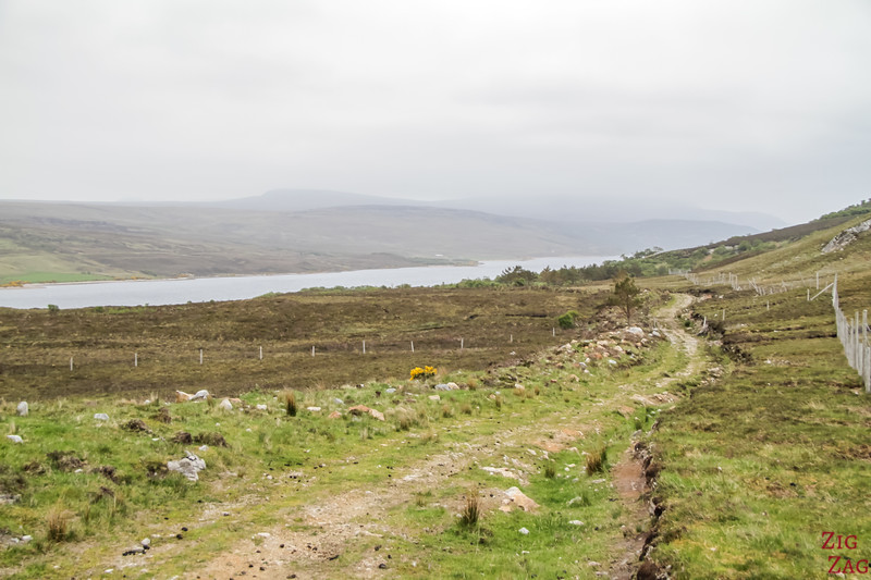 Scottish lochs list - Loch Hope