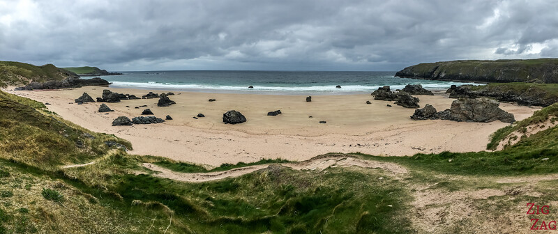 Award winning beach Durness Scotland 3