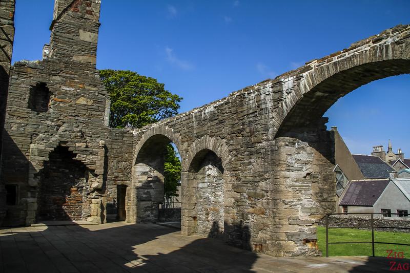 Earl's Palace Kirkwall 7