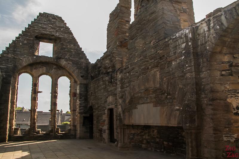 Earl's Palace Kirkwall 6