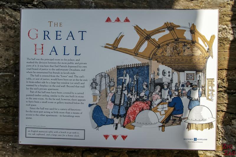 Earl's Palace Kirkwall 5