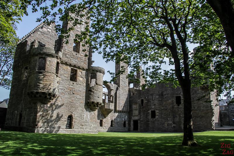 Earl's Palace Kirkwall 2