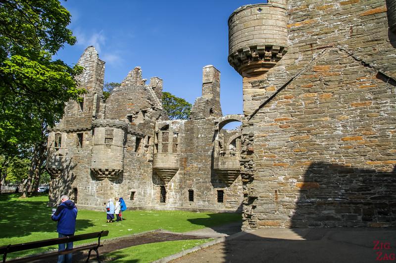 Earl's Palace Kirkwall 4