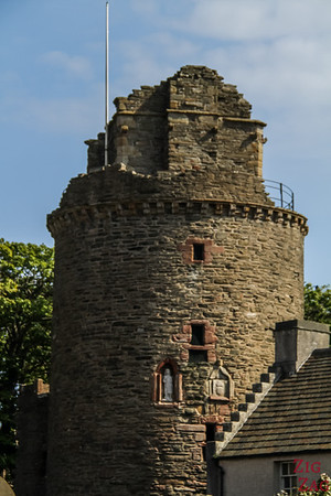 Kirkwall Bishop Palace Tower 2