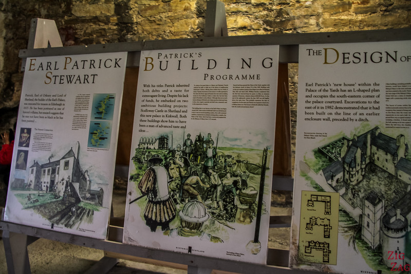 Earl's Palace Kirkwall 10