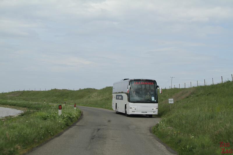 Fahren auf Orkney