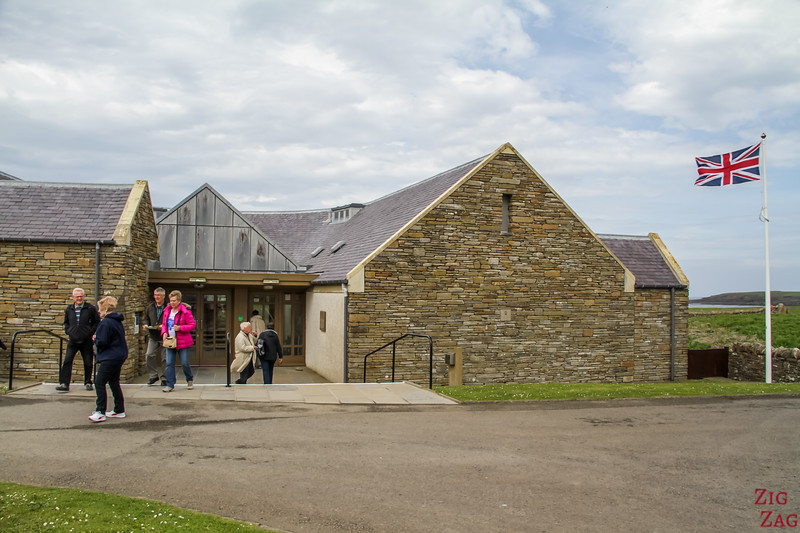 Skara Brae Orkney Visitor Center