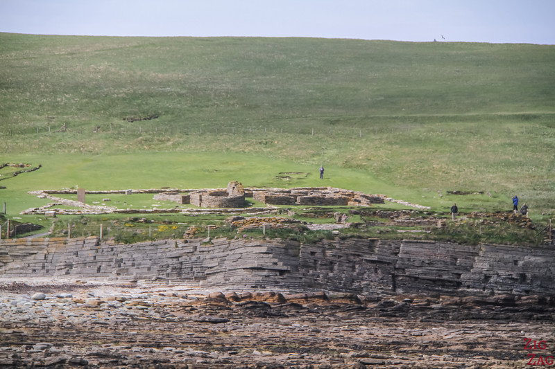 Brough of Birsay Okrney Ruins 1