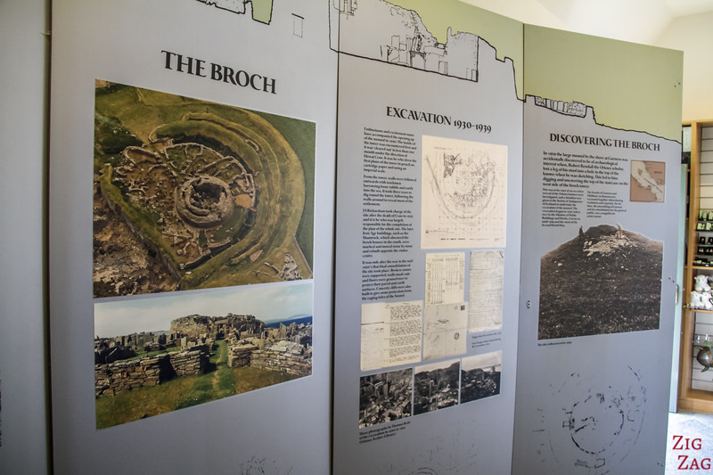 Broch of Gurness Museum 2