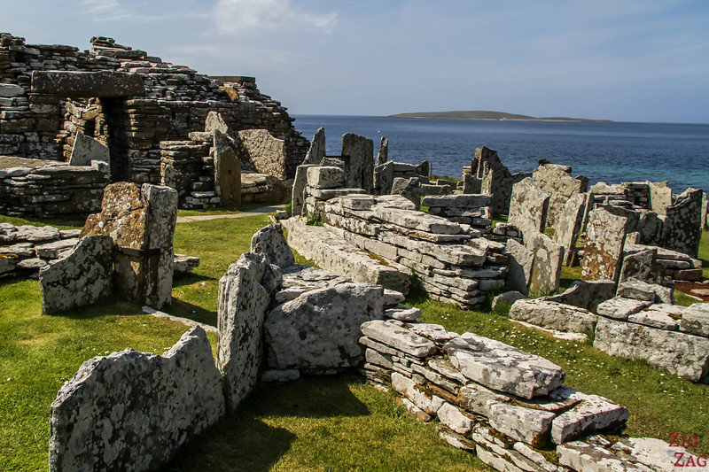Broch of Gurness architecture 5