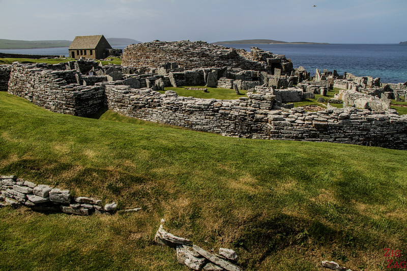 Broch of Gurness Orkney 5