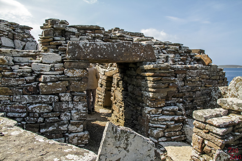 Broch of Gurness architecture 3