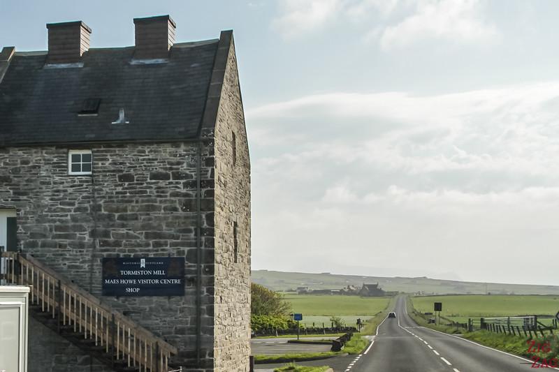 Maeshowe Visitor Center