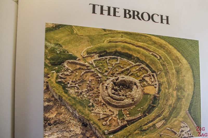 Broch of Gurness Museum 3