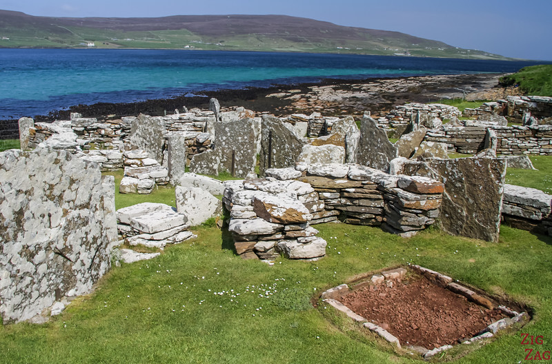 Broch of Gurness architecture 2