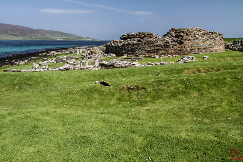 Broch of Gurness Orkney 1