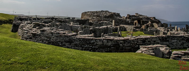 Broch of Gurness Orkney 3
