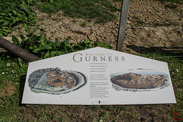 Broch of Gurness facts